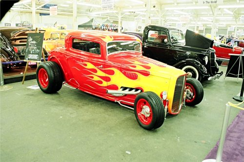 Look Back at the Grand National Roadster Show of the 1990's - Swap