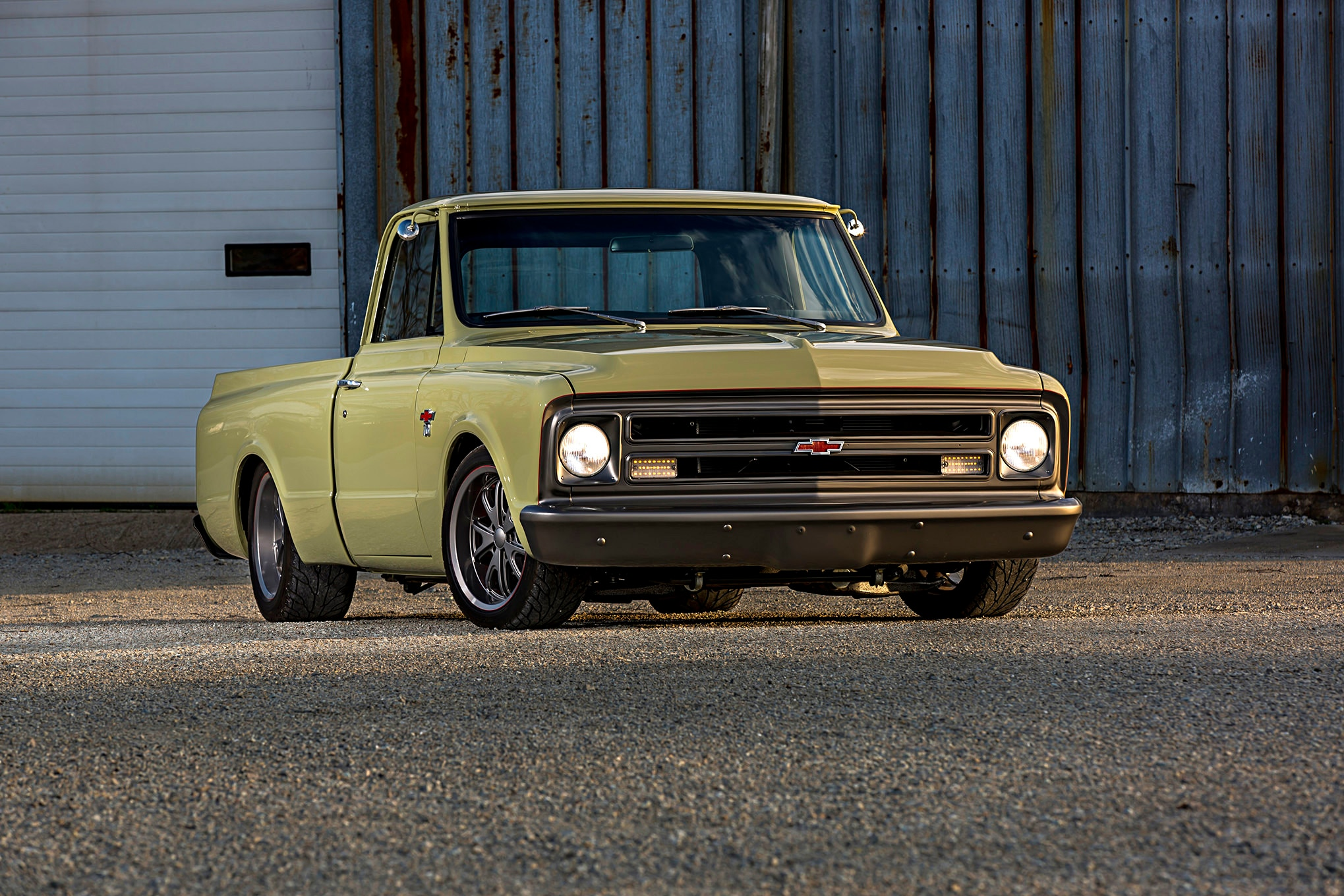 1968 Chevy C10 Lifted