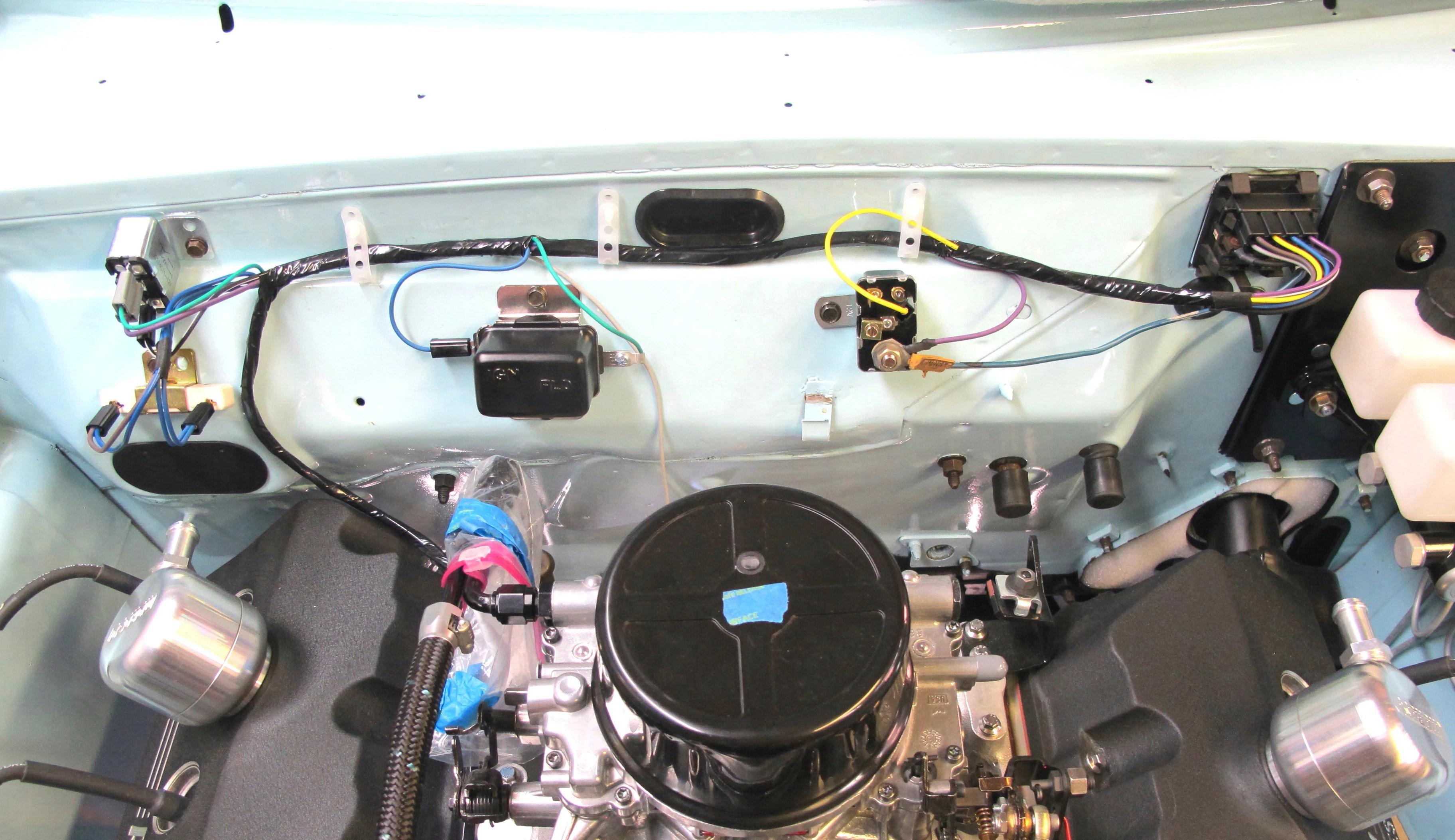 1966 Dodge Coronet Wiring Diagram