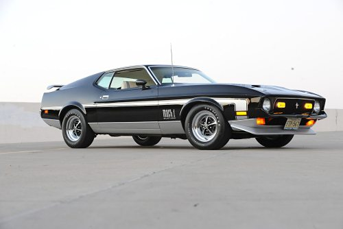 1971-1973 Mustang Spotters' Guide - Swap Meet Classified ads