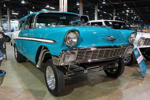 Nickey Gassers Invade the 2018 Muscle Car and Corvette
