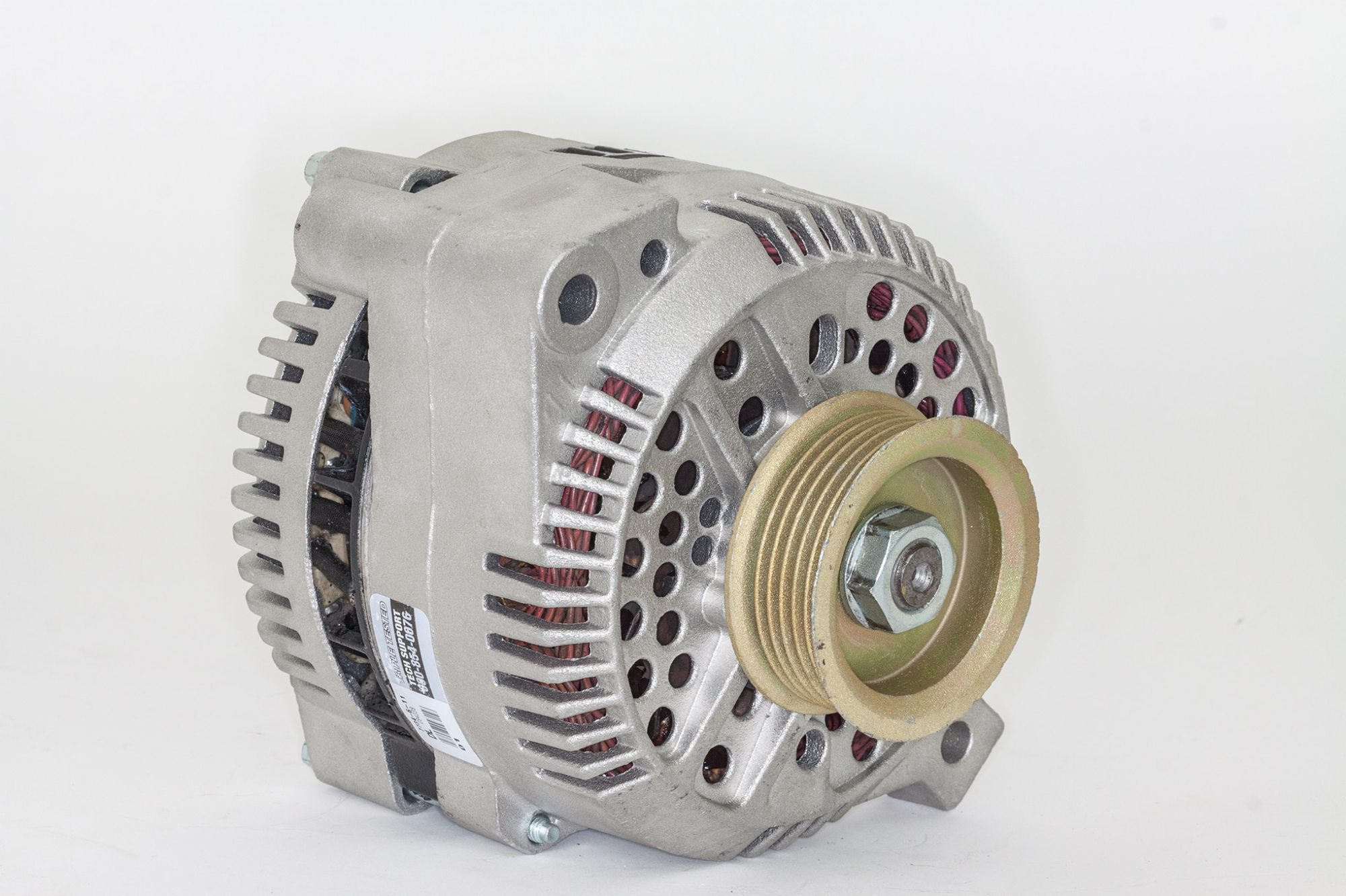 hight resolution of how to install a high output ford 3g alternator into older fords
