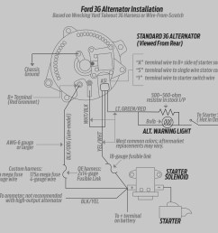ford 1g to 3g alternator wiring harness wiring diagram schematic 1g alternator wiring diagram [ 1792 x 1360 Pixel ]