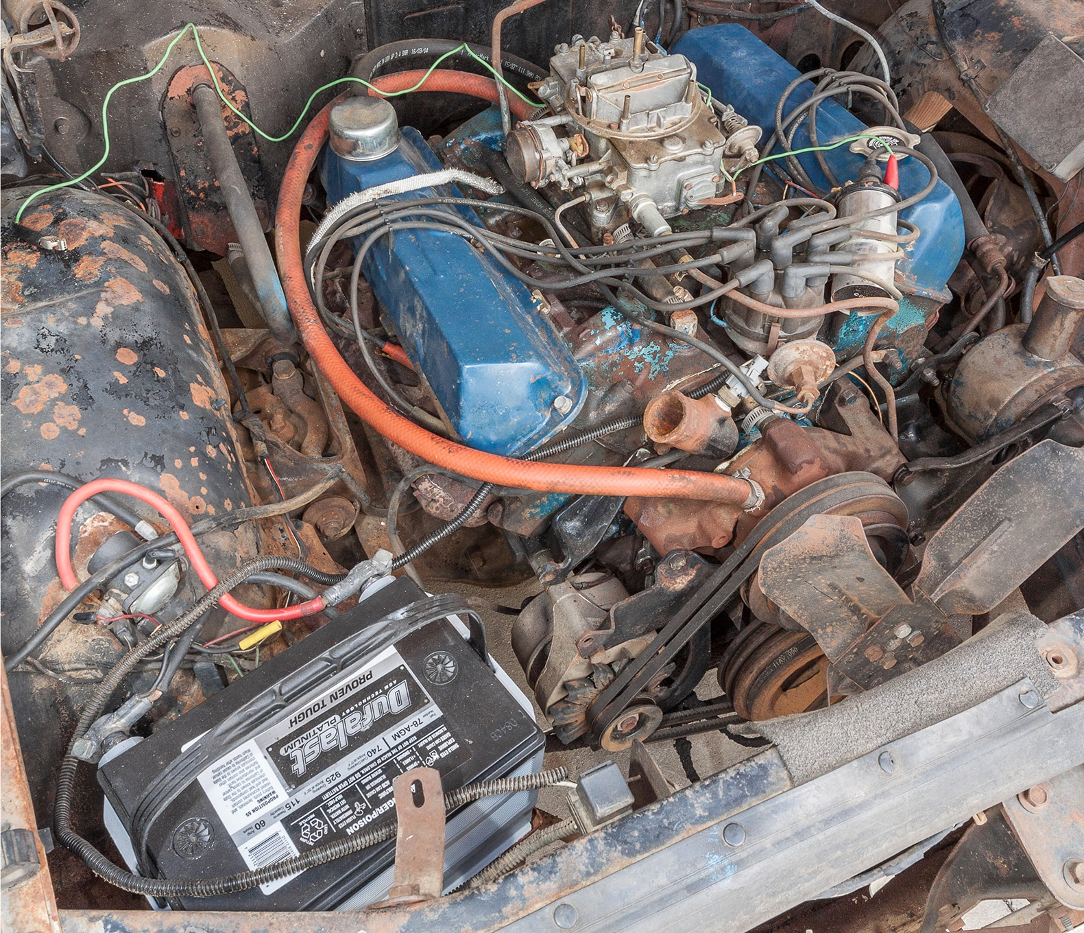 Ford 2g Alternator Wiring How To Install A High Output Ford 3g Alternator Into Older