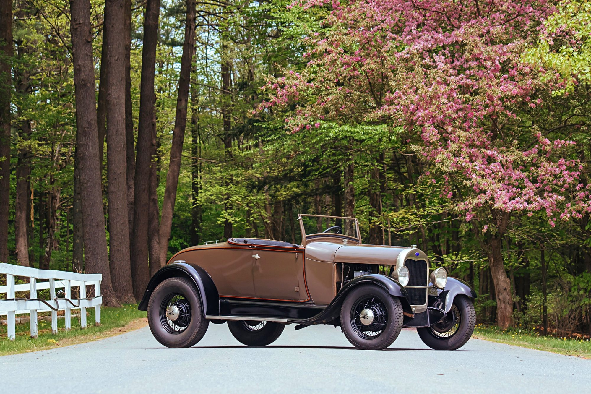 hight resolution of barn find 1929 ford model a roadster gets new life as traditional hot rod