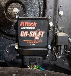 installing the go shift transmission controller from fitech for gm 4l60e 4l65e 4l80e and 4l85e [ 2040 x 1360 Pixel ]