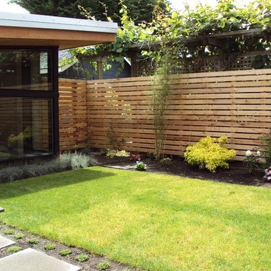 fence fencing and front