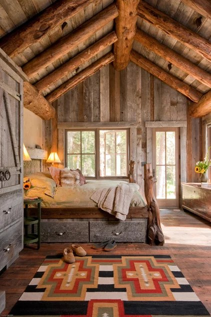 traditional bedroom by Highline Partners, Ltd