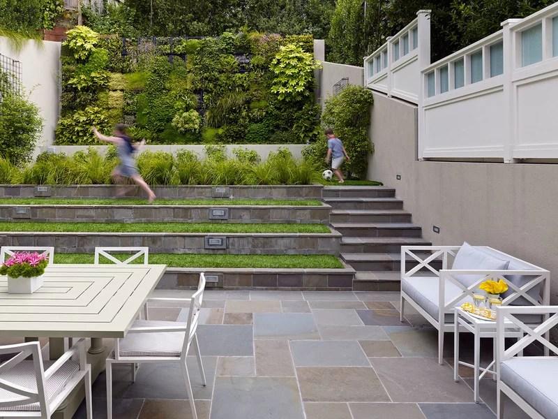 contemporary patio by Martha Angus Inc.