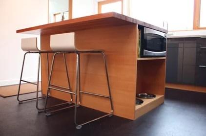 modern kitchen by Studio Zerbey