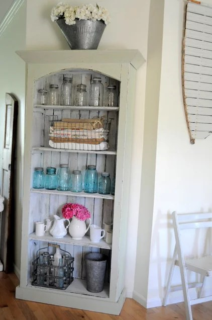 eclectic kitchen by Buckets of Burlap