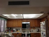 "Remodel 60"" x 72"" ""ceiling of light"" coffered ceiling in ..."