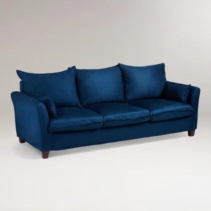 moss green velvet chesterfield sofa bed specials guest picks: 29 gloriously colorful sofas for every style