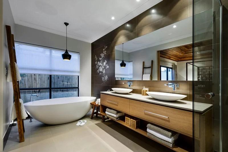 Asian Bathroom by Webb & Brown-Neaves