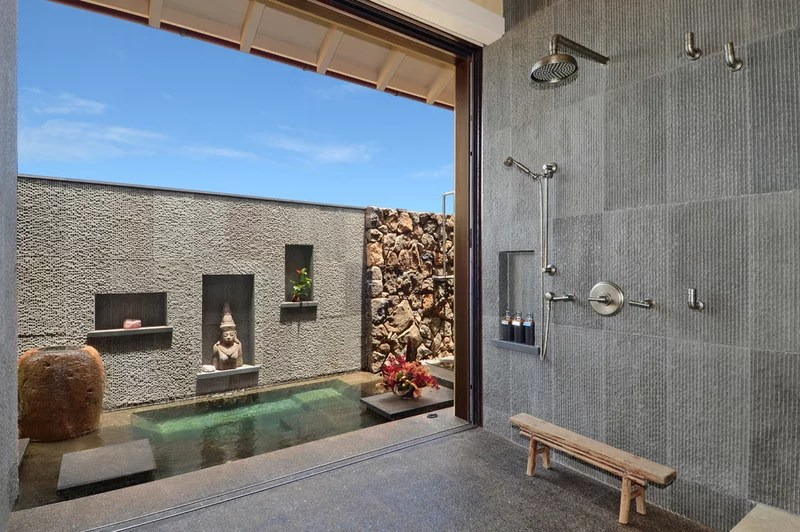 Asian Bathroom by Smith Brothers