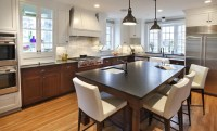 7 Ways to Let Your Kitchen Island Wine and Dine You