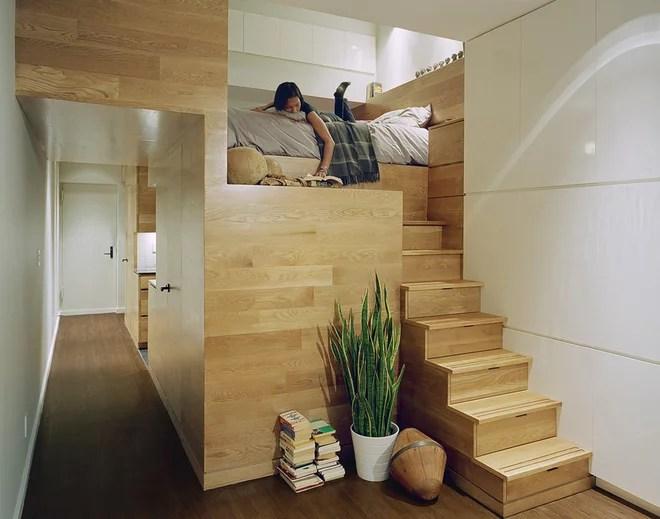 Contemporary Bedroom by Jordan Parnass Digital Architecture