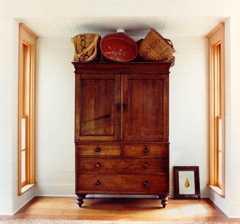 rustic bedroom by Bosworth Hoedemaker