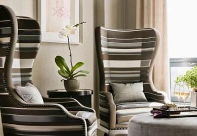 Article F1 Empty Modern Living Room