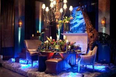 dining fantasy rooms room choice himself claude giraffe judges feeding winner awards found