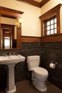 Bathroom Workbook: 7 Elements of Craftsman Style