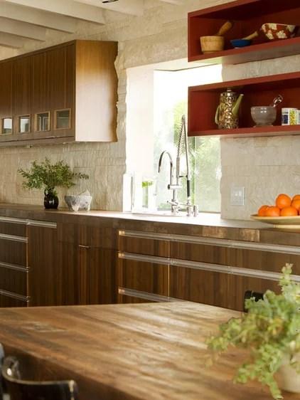 contemporary kitchen by Laidlaw Schultz architects
