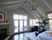 Exposed Beams: Not Just for Barns Anymore