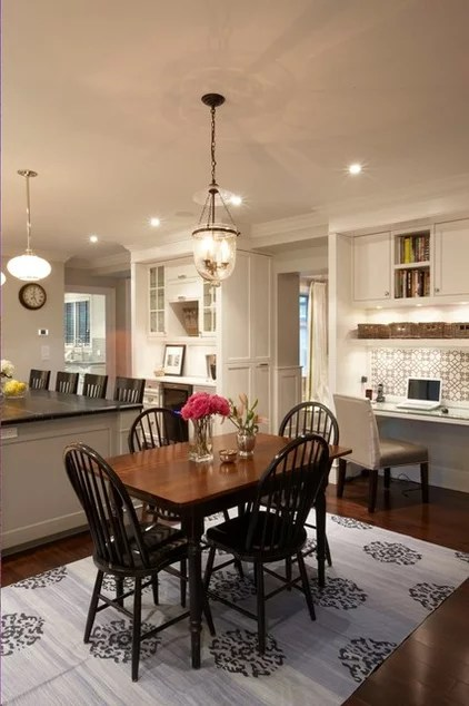 contemporary kitchen by Meredith Heron