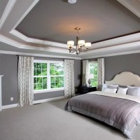 Tray Ceiling Bedroom on Pinterest   Cherry Sleigh Bed ...