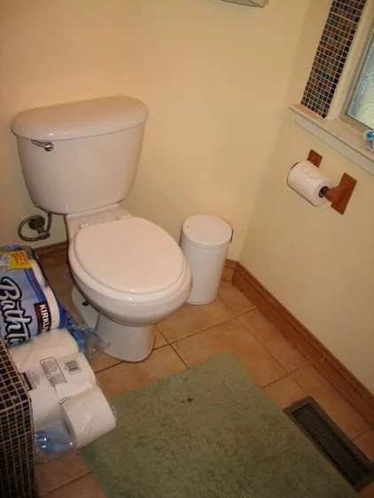 Wheelchair Accessibility in a Berkeley Bungalow Bathroom