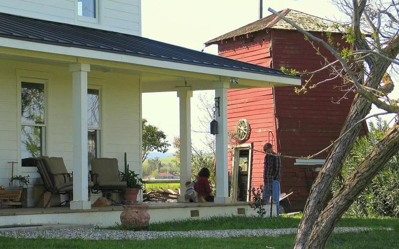 farmhouse exterior by Madson Design