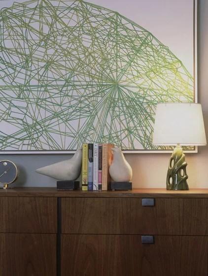 modern bedroom by Dufner Heighes Inc