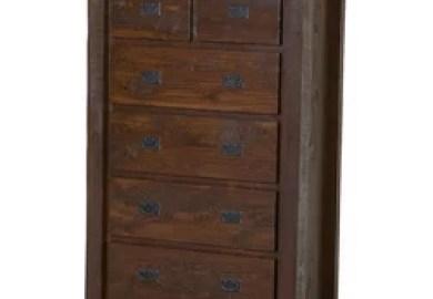 Rustic Dark Pine Bedroom Collection Rustic Houzz