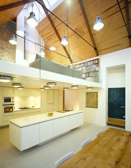 Contemporary Kitchen by JAMIE FALLA ARCHITECTURE