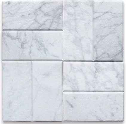 Traditional Wall And Floor Tile by Stone Center Online