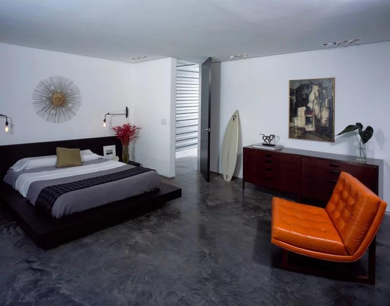 modern bedroom by Kenneth Brown Design