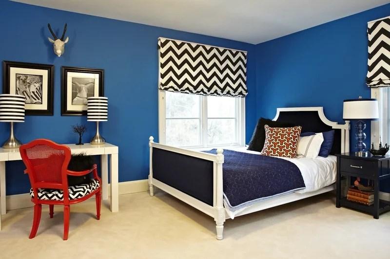 Modern Bedroom by Jill Sorensen