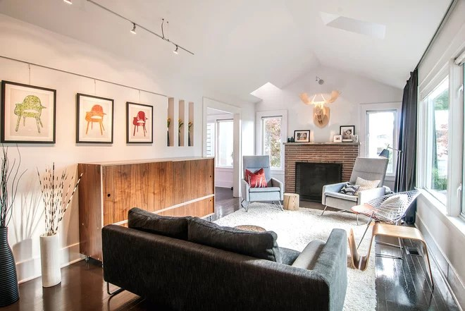 Houzz Tour Original Charm And New Light In Seattle