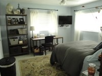 bedroom office combo design | HOME DECORATION LIVE