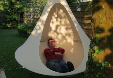 Cacoon Double Hanging Chair Cacoon Hammock Loopee Design