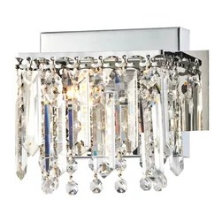 26 Perfect Bathroom Lighting With Bling