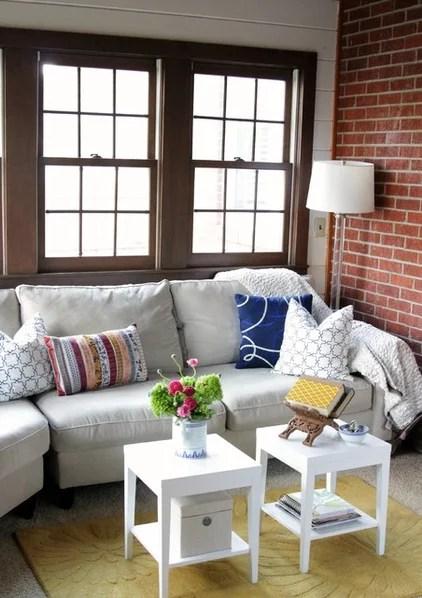 houzz small living room ideas 11 Design Ideas for Splendid Small Living Rooms