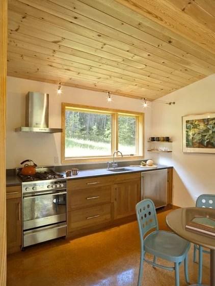 modern kitchen by Joan Heaton Architects