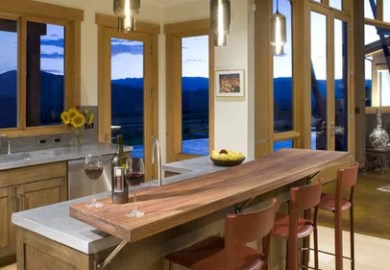 Kitchen Island Eating Table