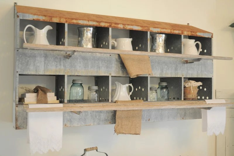 rustic dining room by Buckets of Burlap