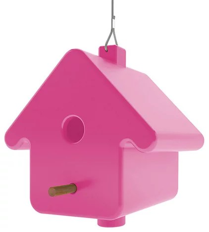 contemporary birdhouses by John Lewis