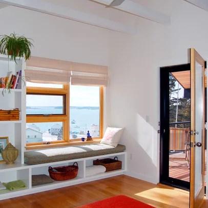 Home Furniture Decoration: Benches Under Window