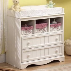 South Shore Andover Changing Table South Shores