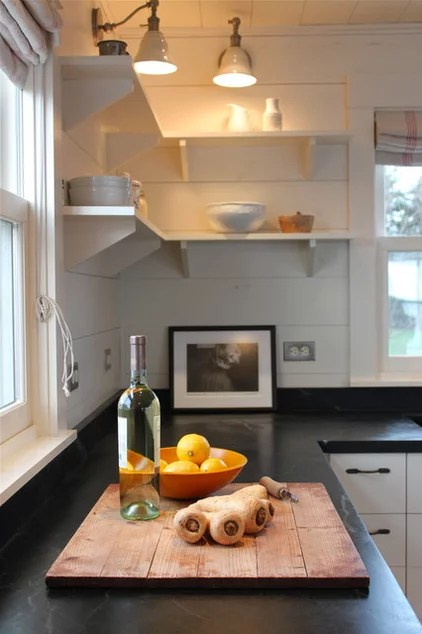 contemporary kitchen by Justine Hand