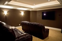 media room paint colors